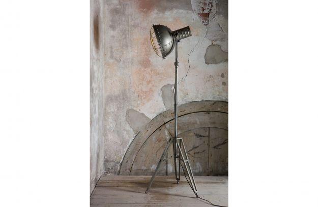 Spotlight staande vloerlamp metaal lampen deco bepurehome