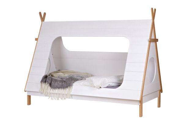Tipi Bed 90x200 Incl Slats Beds Kids De Eekhoorn