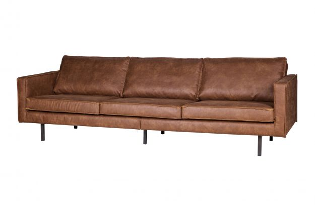 rodeo sofa 3-seater cognac | sofas | living | bepurehome