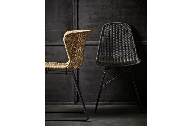 Be Pure Stoel : Er set spun stuhl schwarz stühle esszimmer bepurehome