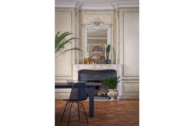 Be Pure Stoel : Set v spun stoel zwart stoelen eetkamer bepurehome