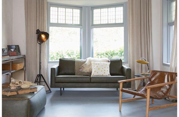 Rodeo puf 43x120 army | Stühle | Wohnzimmer | BEPUREHOME