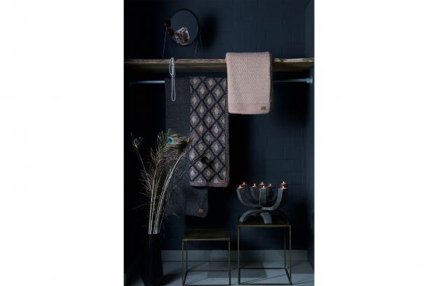 Spiegel Zwart Metaal : Hi spiegel metaal zwart accessoires deco de eekhoorn