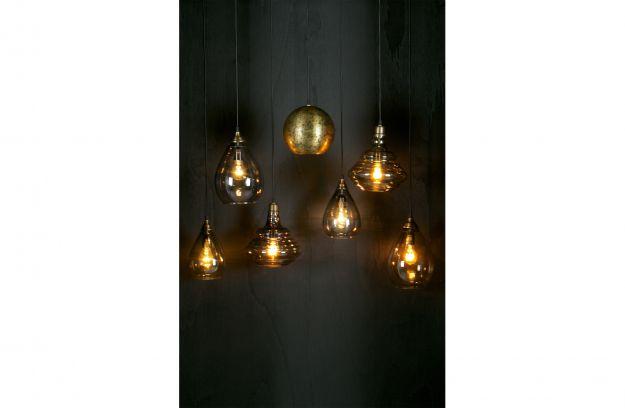 Kinder Slaapkamer Lampen : Simple hÄngende lampe glas medium grau lampen dekoration