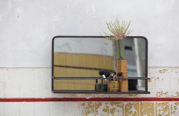 Be Pure Spiegel : Reflection hÄngenden spiegel mit planchet accessoires dekoration