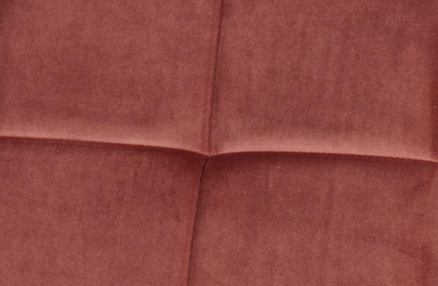 Set v evan eetkamerstoel fluweel oud roze stoelen eetkamer