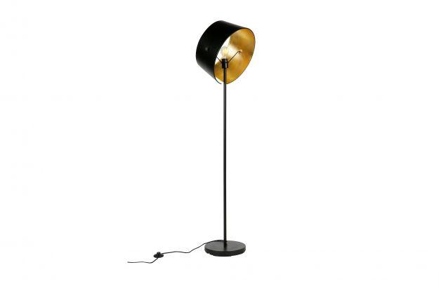 Woondock Duiven Lampen : Pien stehleuchte metall schwarz lampen dekoration woood