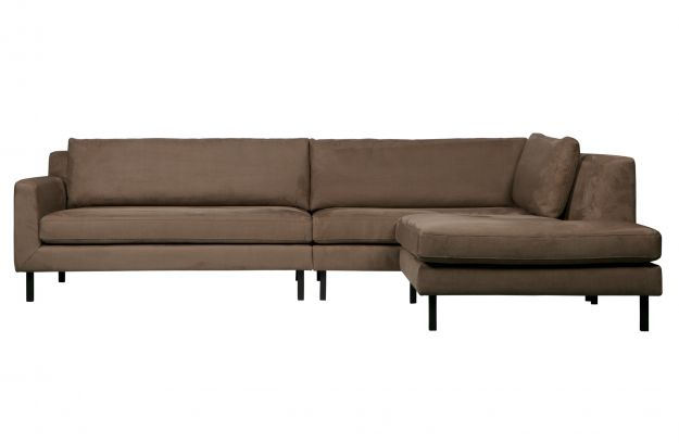 nate corner sofa right taupe | sofas | living | woood