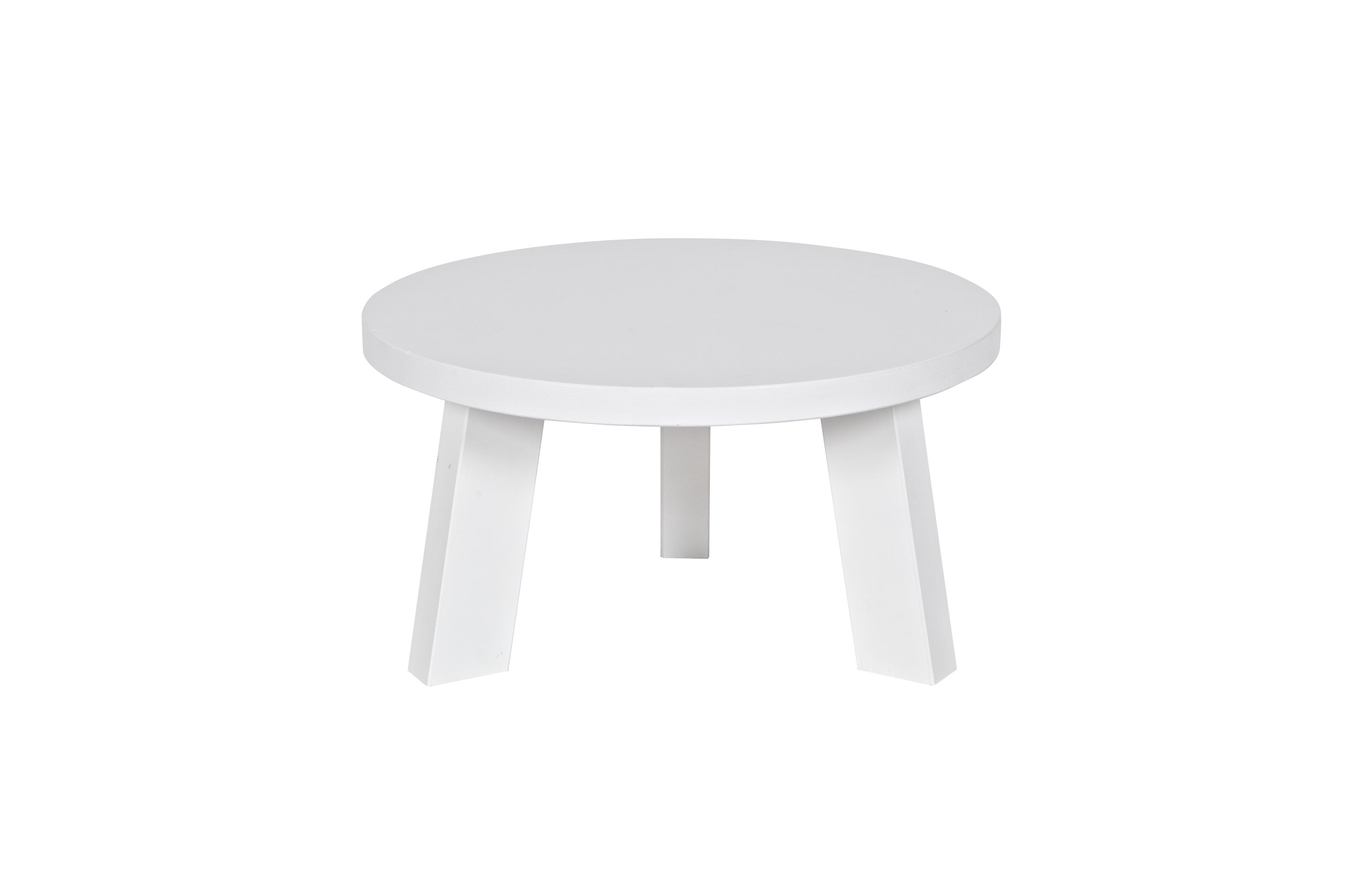 Witte ronde eettafel witte moderne moderne hout witte ronde mooie