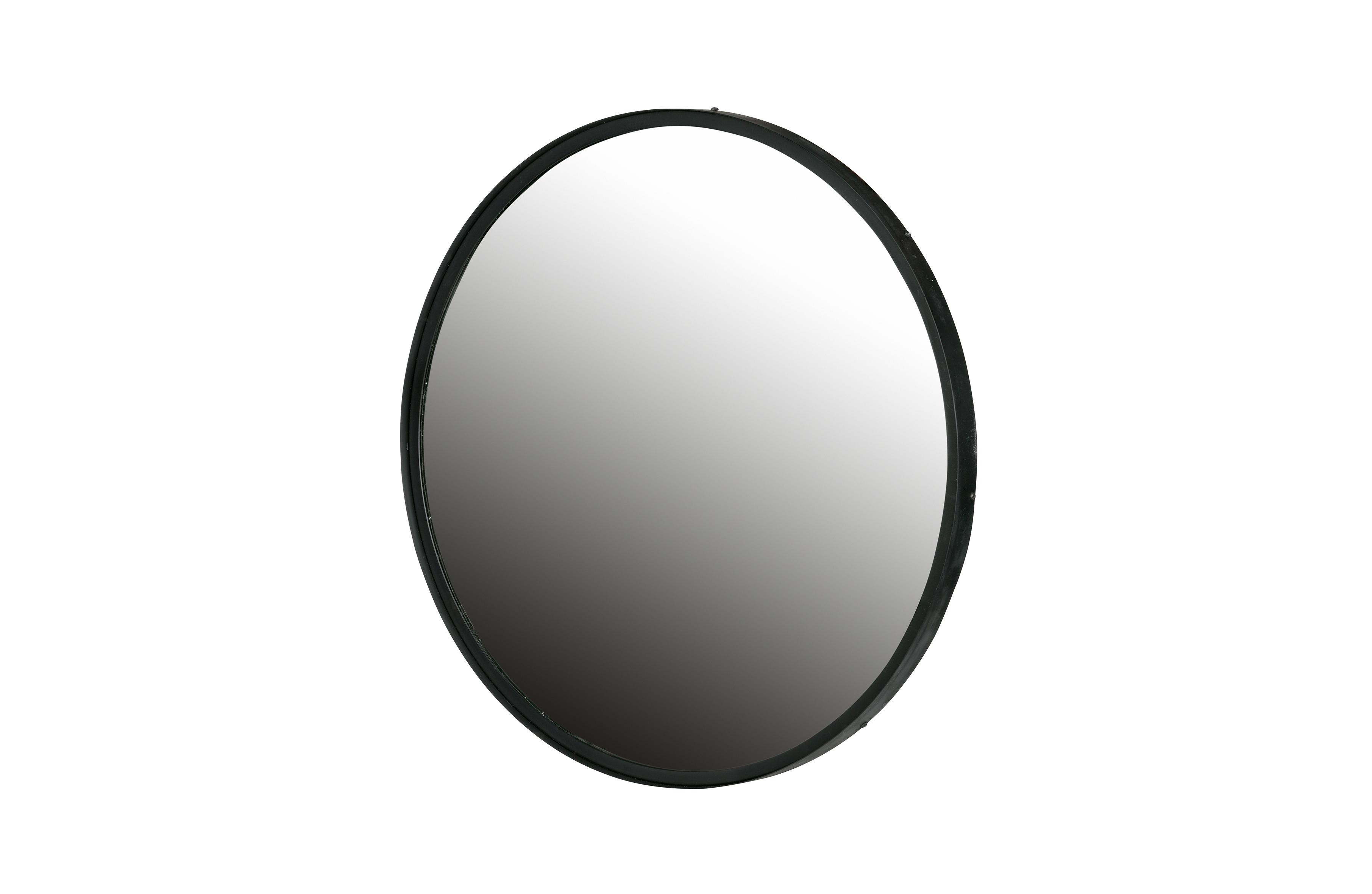 lauren miroir rond m tal l gros accessoires d coration de eekhoorn