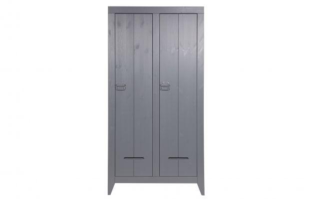 Kluis schrank grau [fsc] | Aufbewahrung | Wohnzimmer | De Eekhoorn