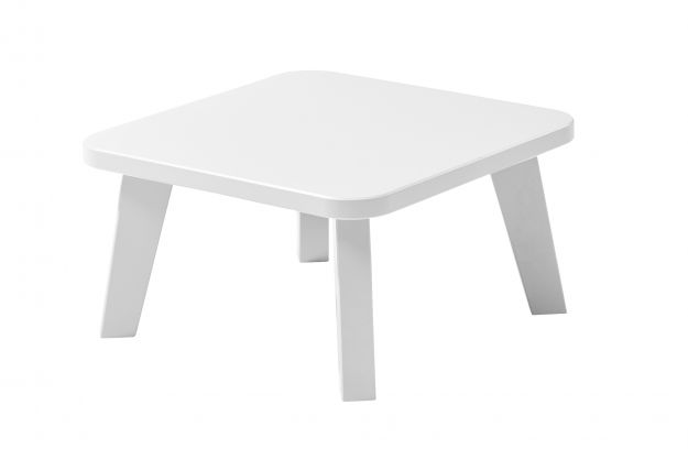 Chicago Side Table 50x50 White Fsc Tables Living De Eekhoorn