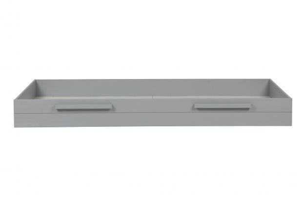 Mattress / bed drawer concrete gray brushed [fsc] | Beds | Kids | Woood
