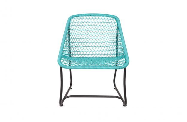 Vigo lounge stoel turquoise | Stoelen | Woonkamer | Woood
