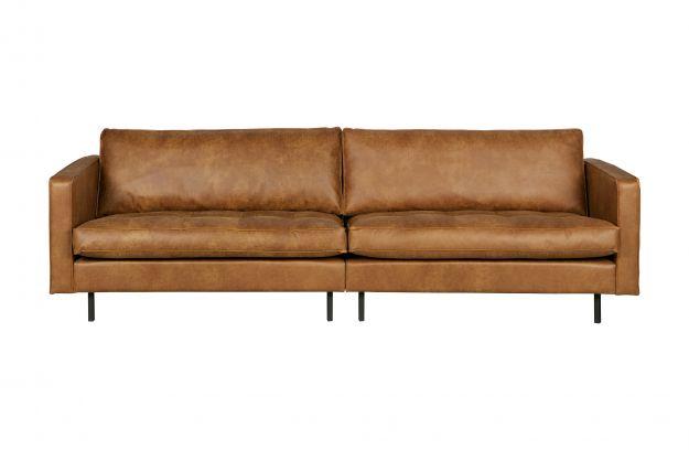 Rodeo Classic Sofa 3 Seater Cognac