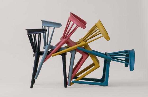 bliss bars stuhl aus kunststoff schwarz st hle esszimmer de eekhoorn. Black Bedroom Furniture Sets. Home Design Ideas