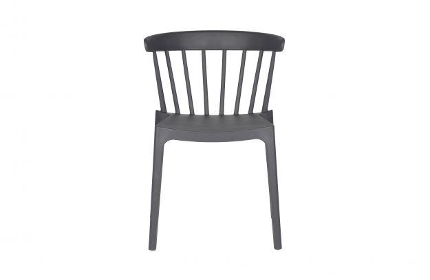 Produktstruktur Bliss Bars Stuhl Aus Kunststoff Grau
