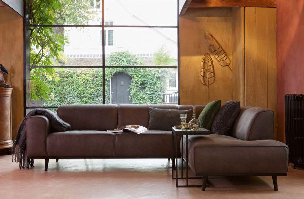 sharing beistelltisch u form schwarz kaffee. Black Bedroom Furniture Sets. Home Design Ideas