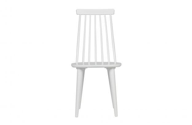 Produktstruktur 2er Set   Sticks Bars Stuhl Holz Weiss