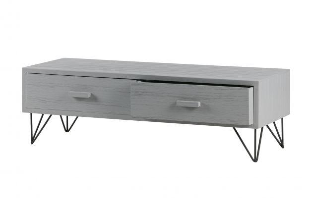 tim tv meubel betongrijs opbergen woonkamer woood. Black Bedroom Furniture Sets. Home Design Ideas