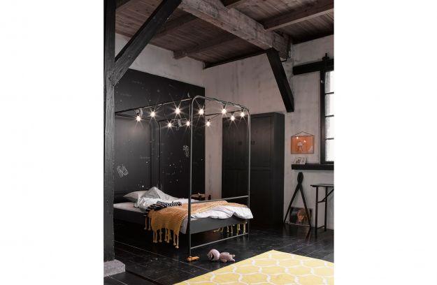 bett schwarz 120x200 top das bild wird geladen with bett schwarz 120x200 best luxus bett. Black Bedroom Furniture Sets. Home Design Ideas