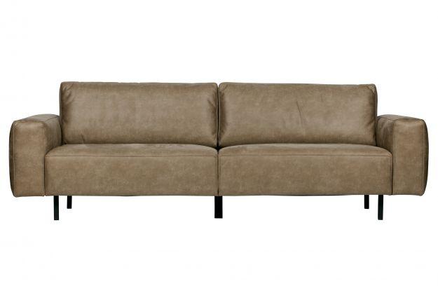 Rebound Sofa 3 Sitzer Cappuccino Sofas Wohnzimmer De Eekhoorn