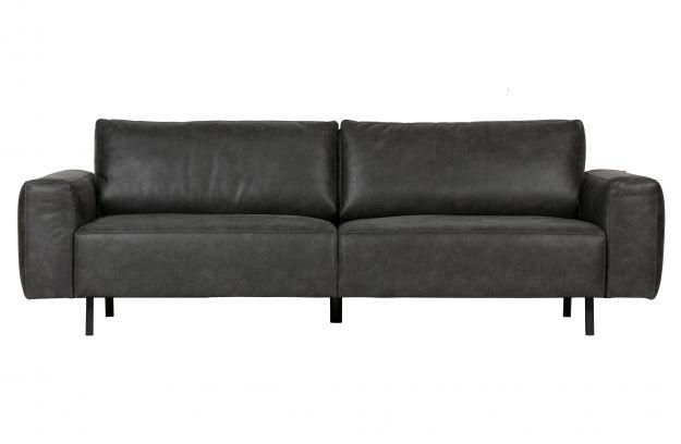 Rebound Sofa 3 Sitzer Antrazit Sofas Wohnzimmer De Eekhoorn